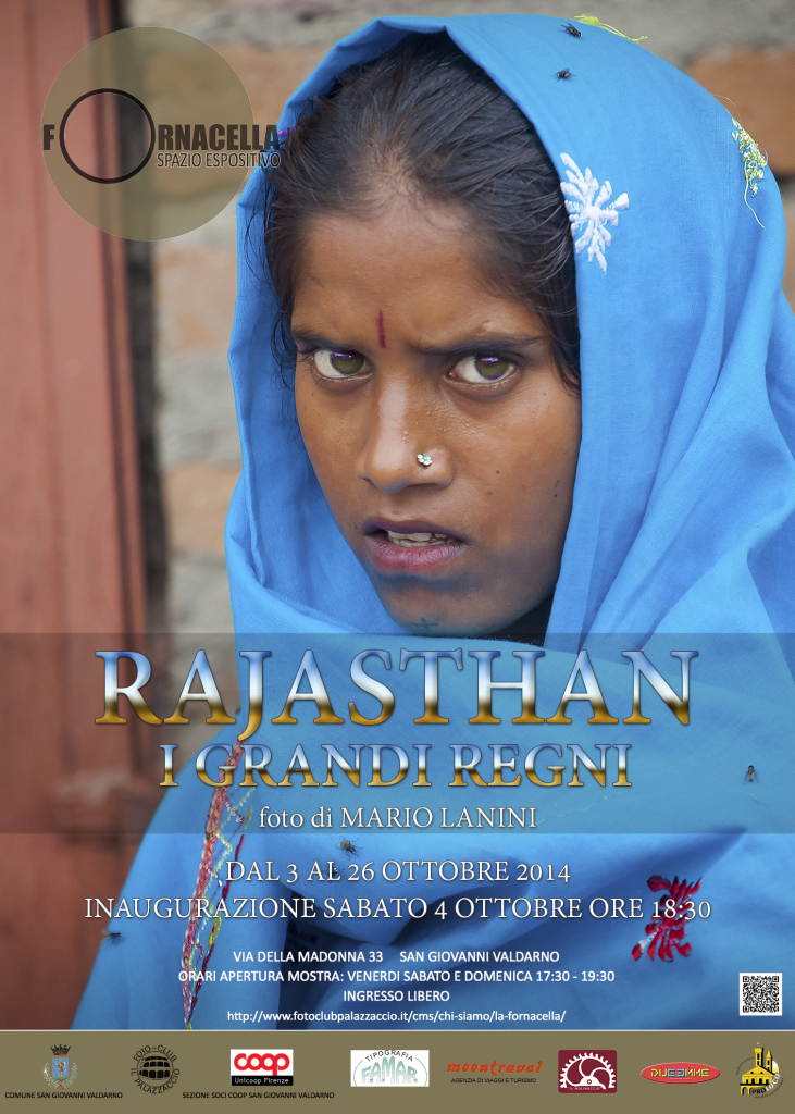 Mario Lanini Rajasthan Manifesto ridotto