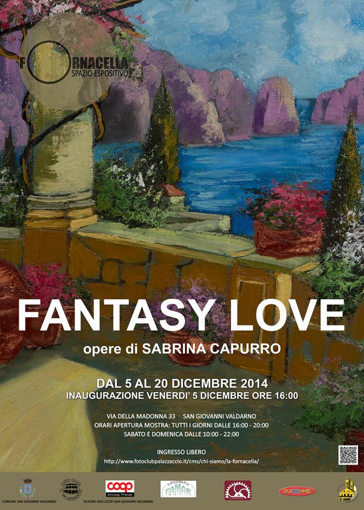Fantasy Love ridotta
