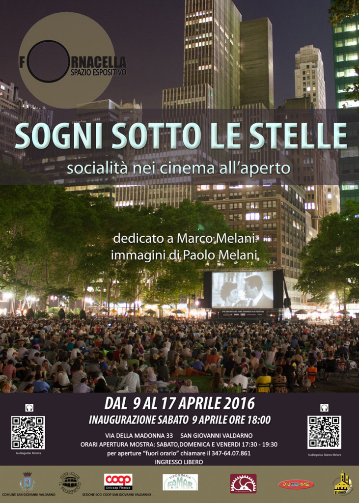 Manifesto cinema all aperto WEB